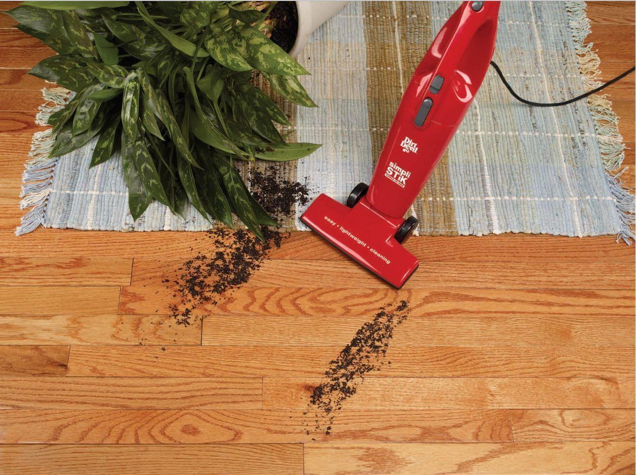 Portable apt vacuum cleaner stairs carpet hardwood floor for Hardwood floors hurt feet
