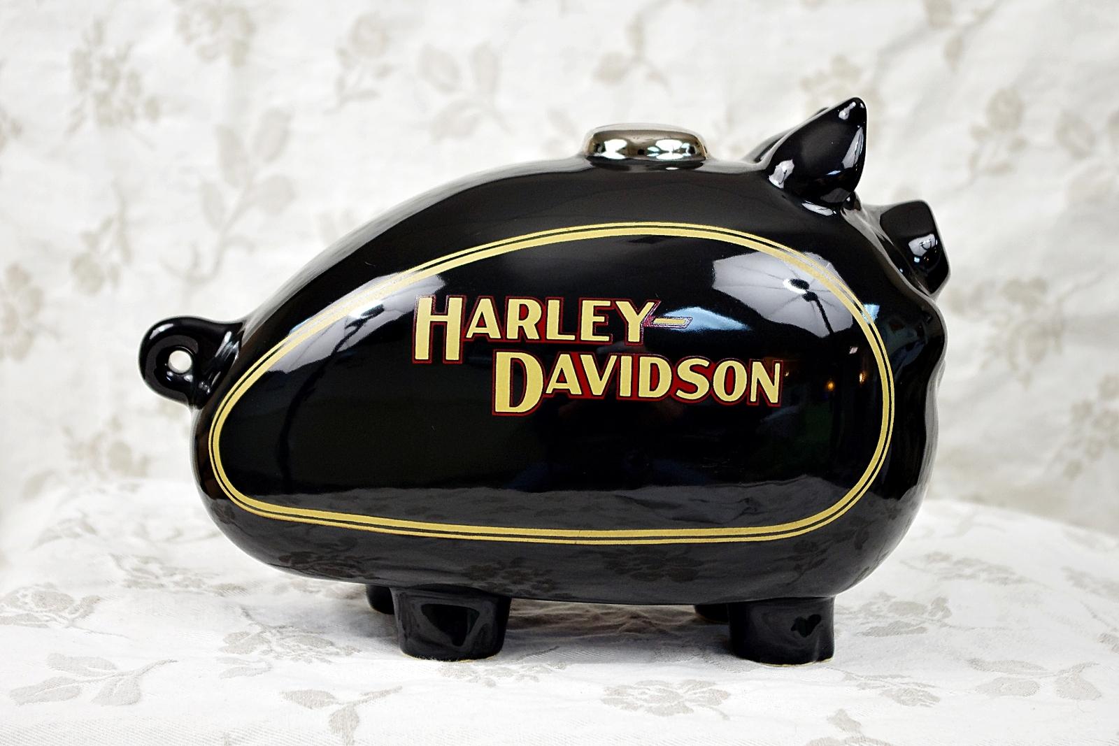Harley Davidson Hog Bank Uk