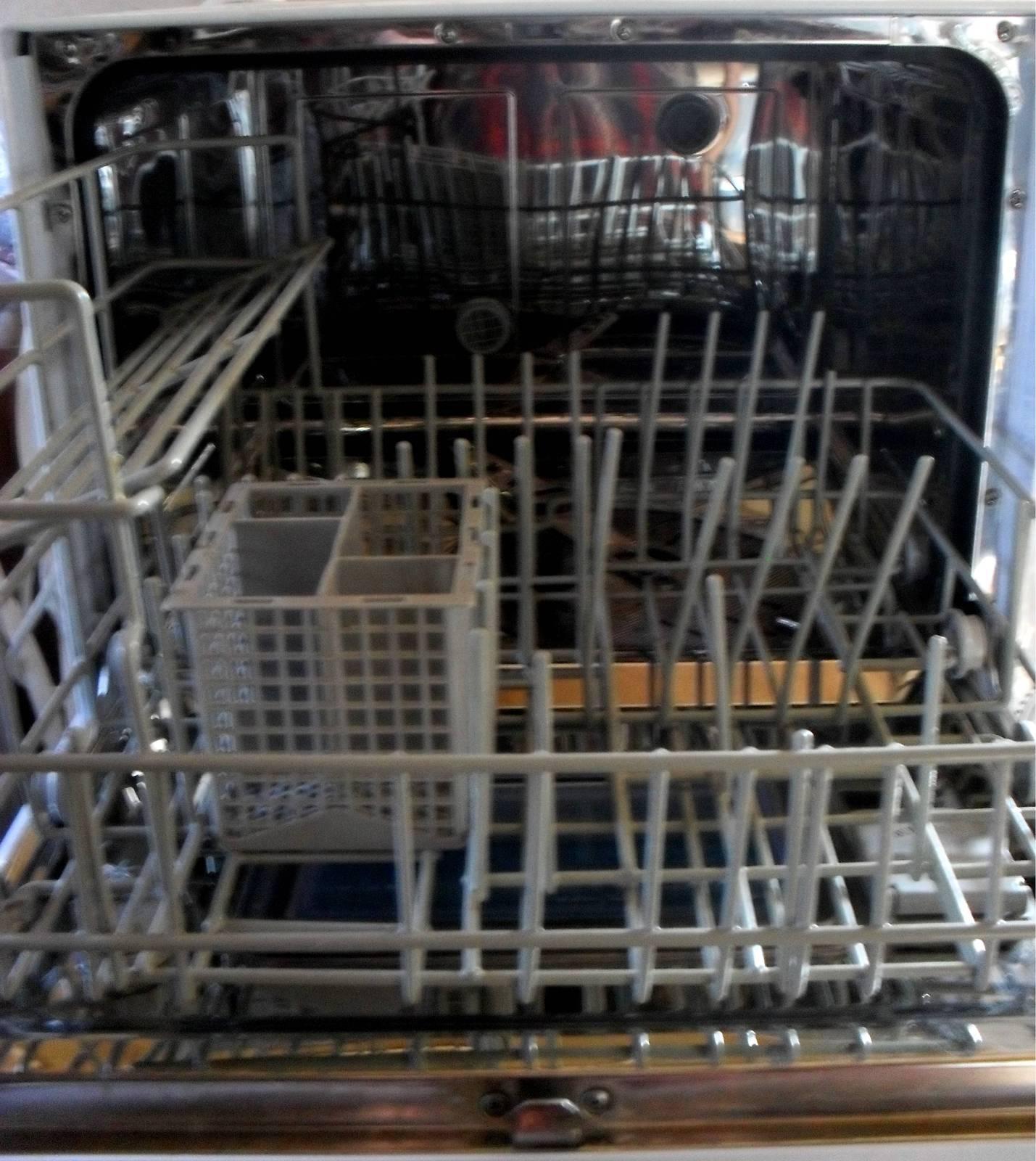 Countertop Dishwasher Nz : ... DDW396W Countertop Dishwasher - 4 Place Setting Capacity - Dishwashers