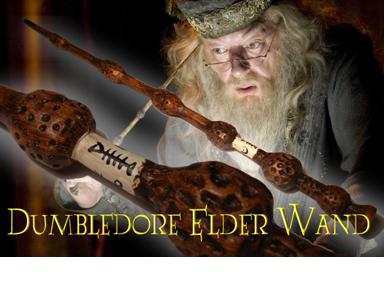 Details about dumbledore elder wand superior replica harry for Dumbledore elder wand replica