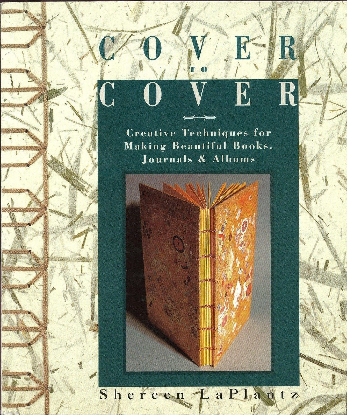 Beautiful Book Cover Uk ~ Cover to creative techniques for making beautiful