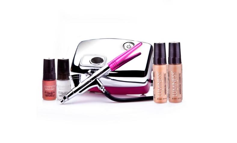 Luminess airbrush makeup