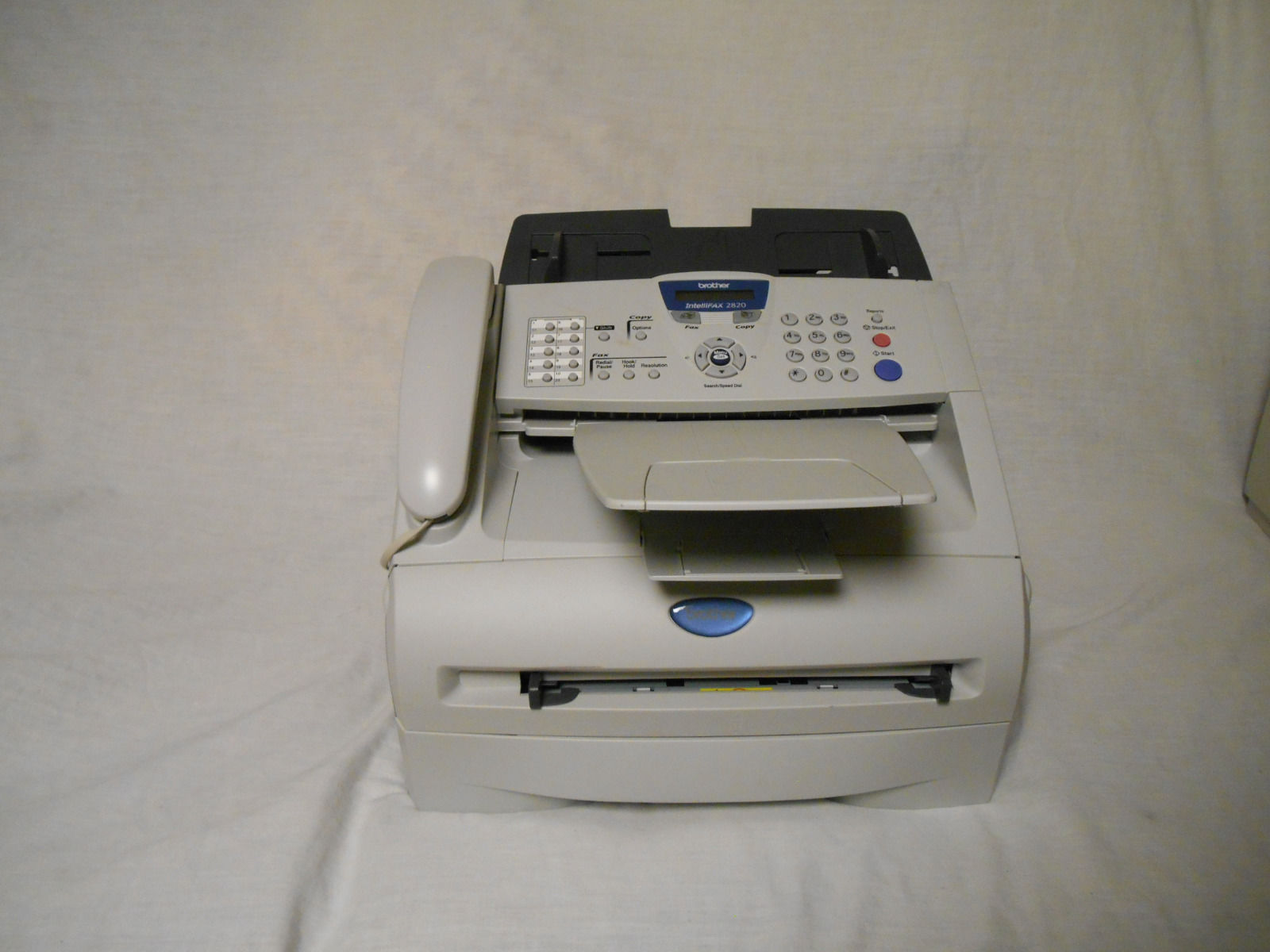 intellifax 2820 fax machine
