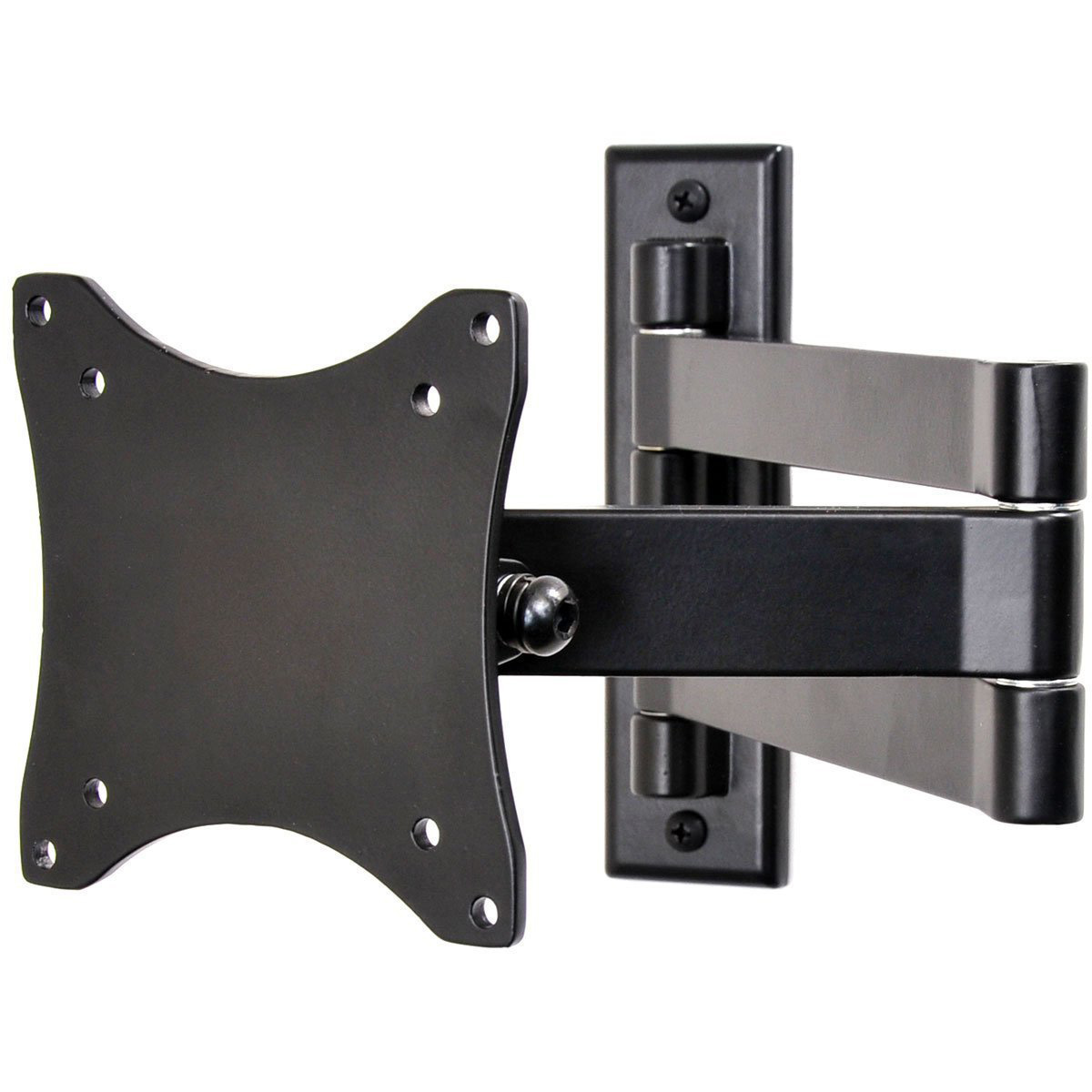 full motion flat screen tv wall mount bracket for sanyo