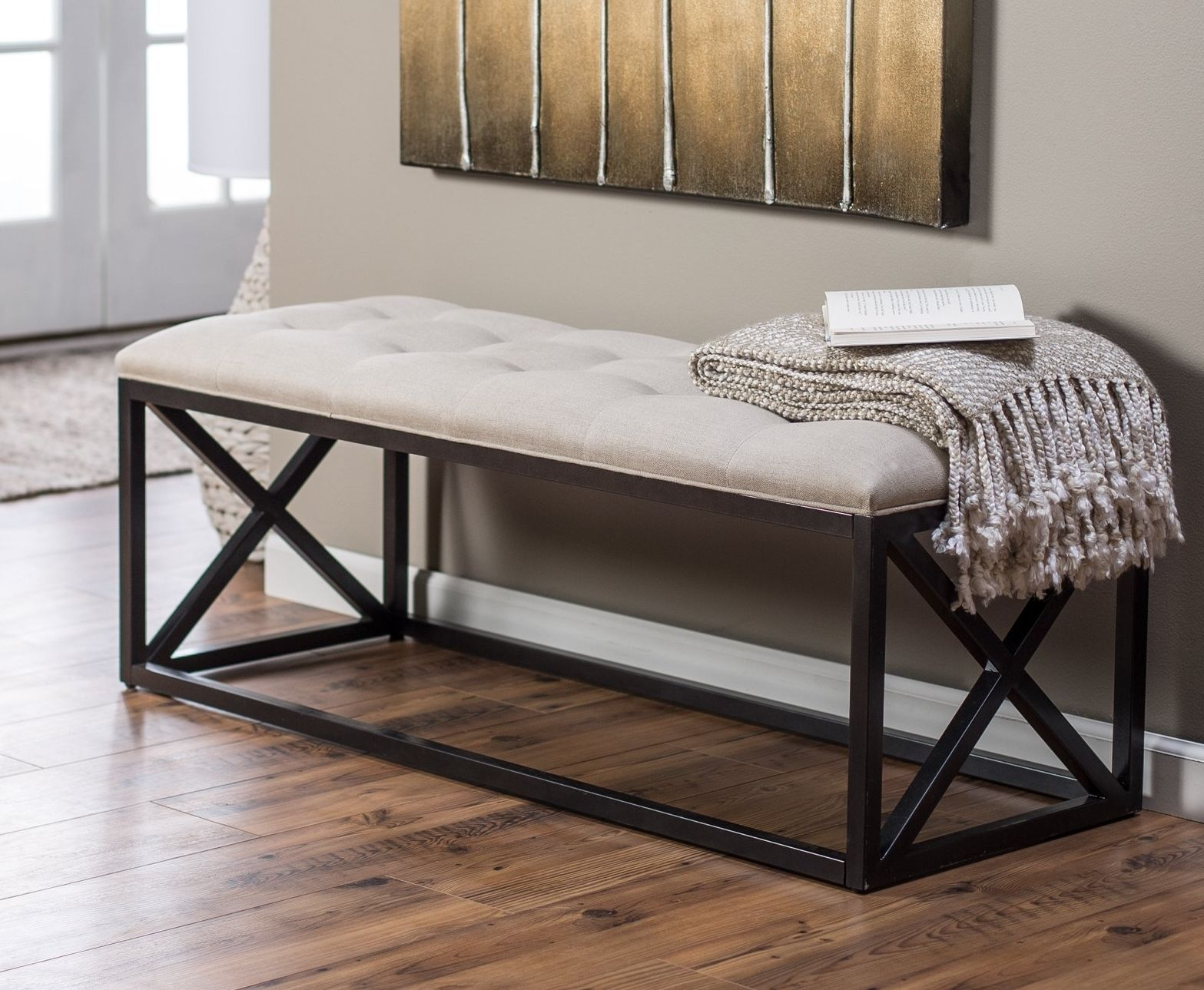 bench seat furniture bedroom hallway entryway benches stools