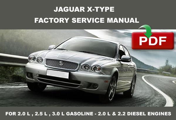 2001 jaguar s type owners manual free download