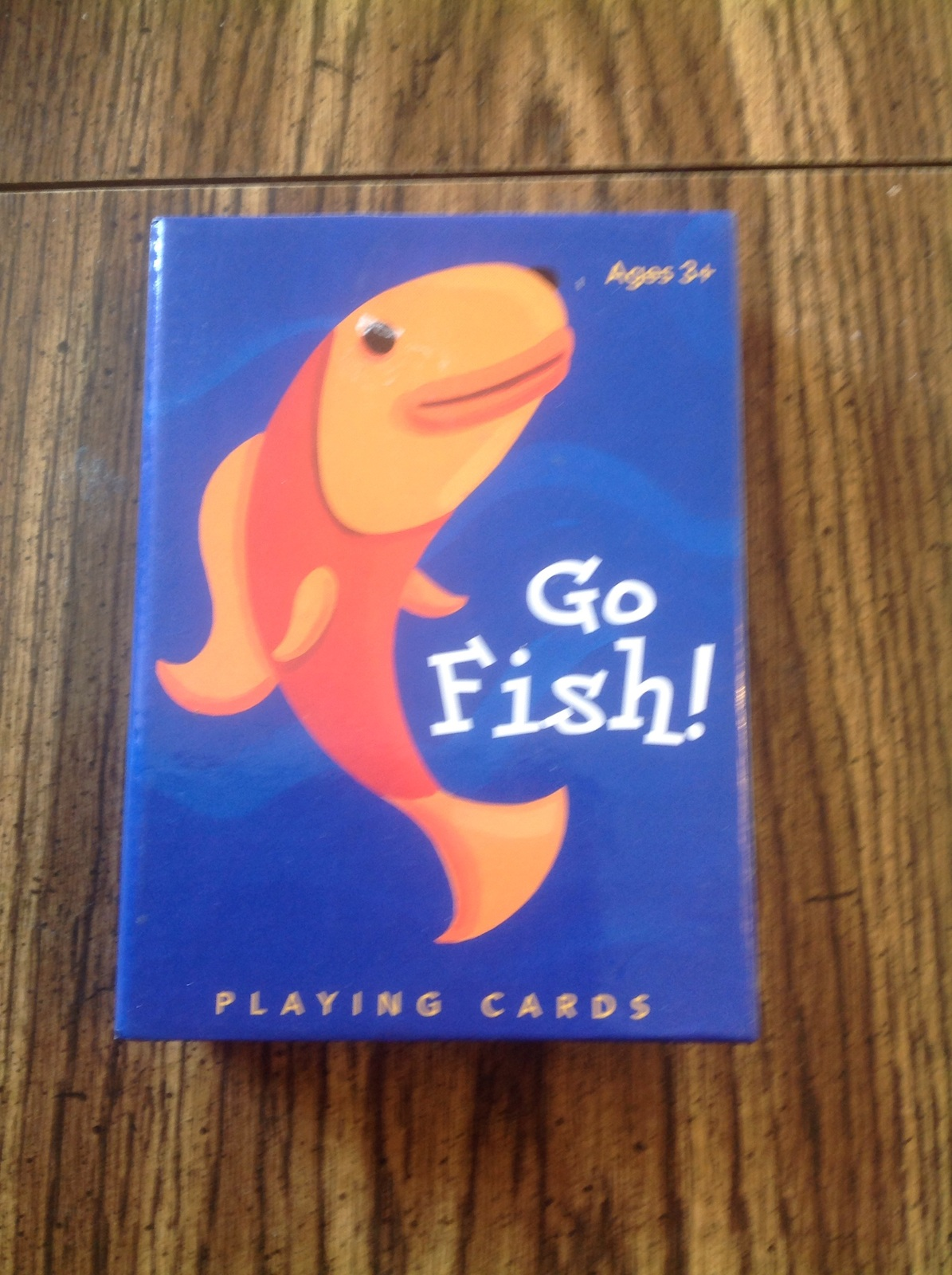 Used go fish card game for sale 52 ads in us for Play go fish