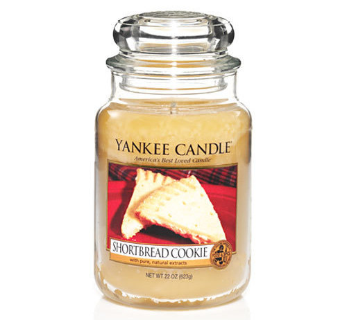 Yankee Candle Shortbread Cookie 22 Oz Housewarmer Home