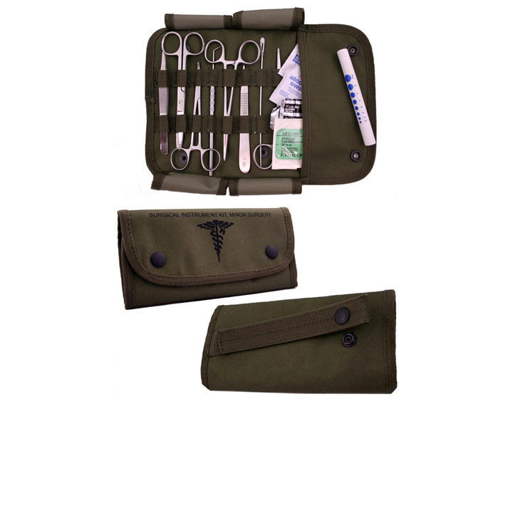 Surgical Set od Military Surgical Set 80122 by
