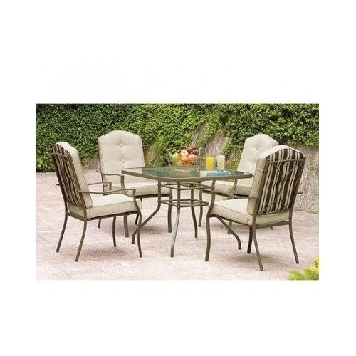 durable powder coated steel frame patio garden furniture sets