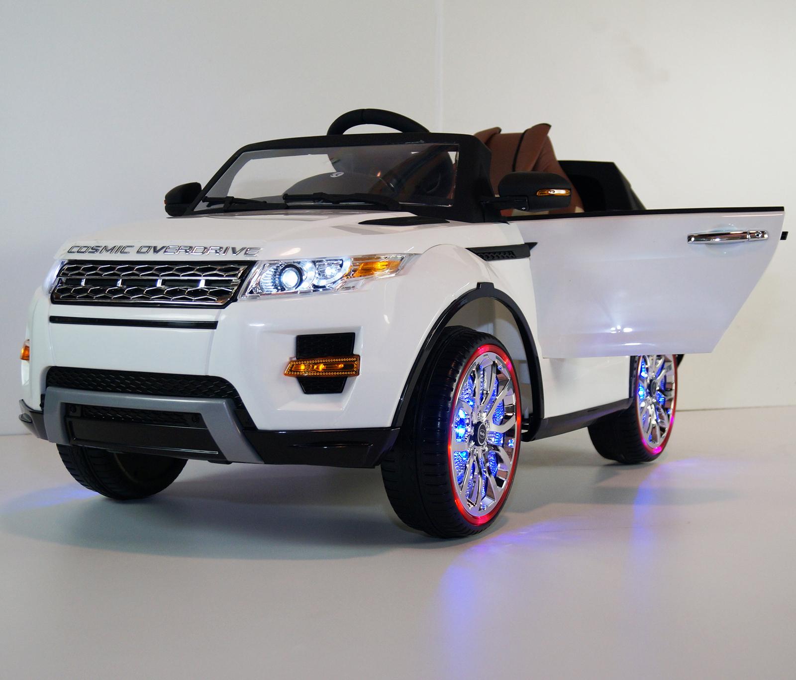 электромобиль range rover a111aa #5