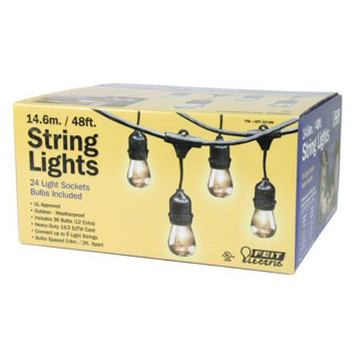 Feit Electric String Lights Replacement Bulbs : Feit Outdoor String Lights Picture - pixelmari.com