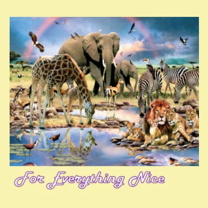 Home » For Everything Genealogy » The Cradle of Life Animal Themed ...