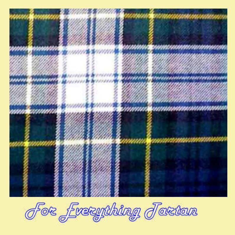 Gordon dress modern tartan polywool plaid fabric double width fabric