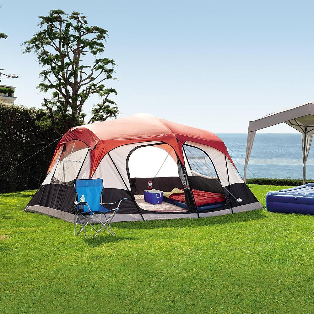6 to 8 Person Outdoor Camping Family Tent