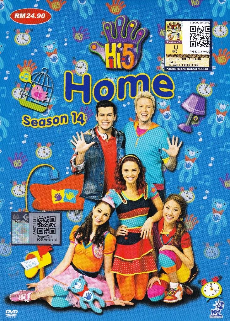 Hi de episodes season