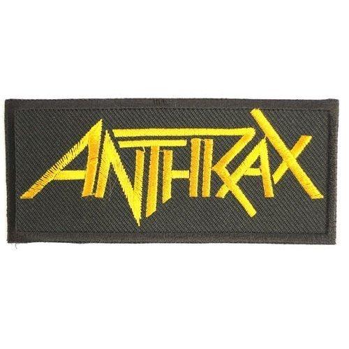Thrash metal cloth patches badge