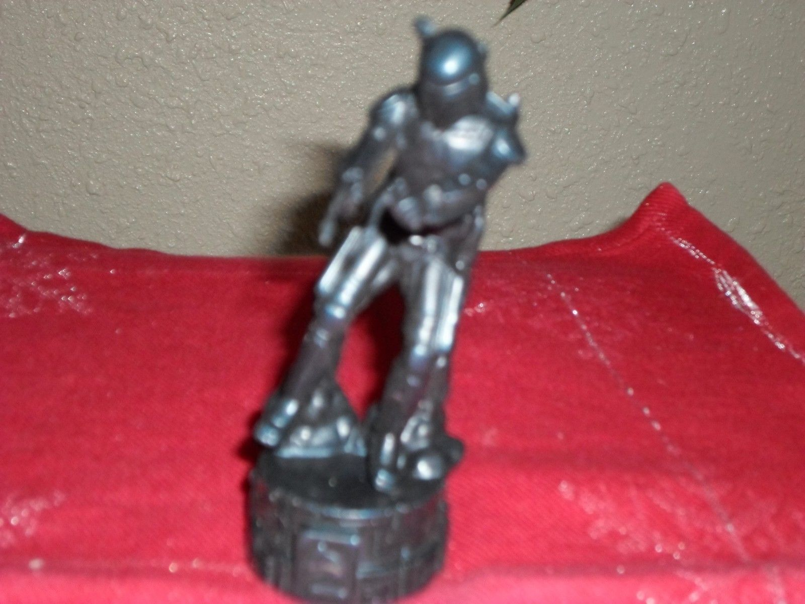 Star Wars Chess Piece Jango Fett 1970 Now