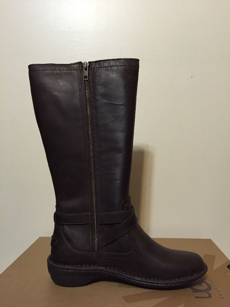 Cool Brown Boots For Women Ebay Justin Womens 9 Brown Leather Cowboy