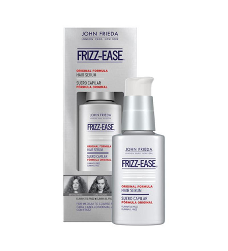 john frieda frizz ease hair serum original 49ml new in box. Black Bedroom Furniture Sets. Home Design Ideas