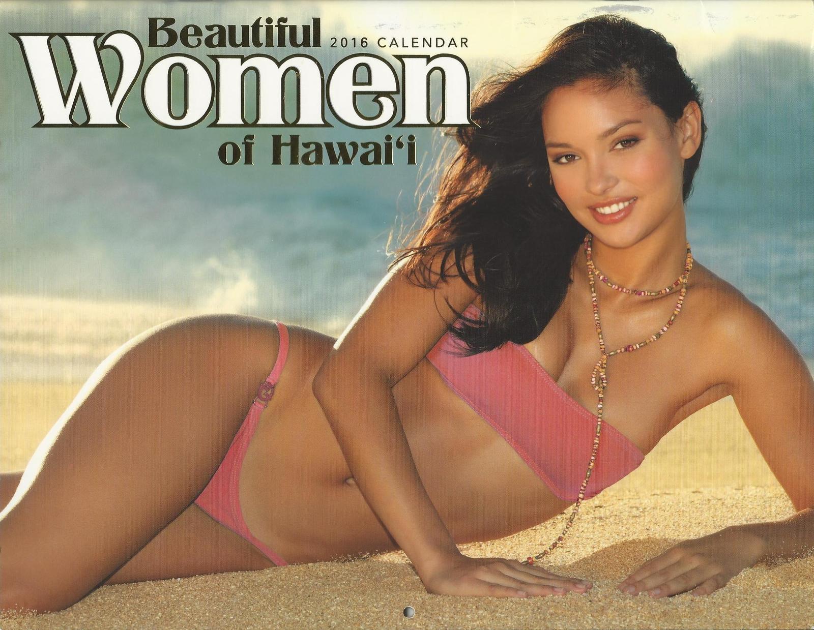 girls of hawaii calendar