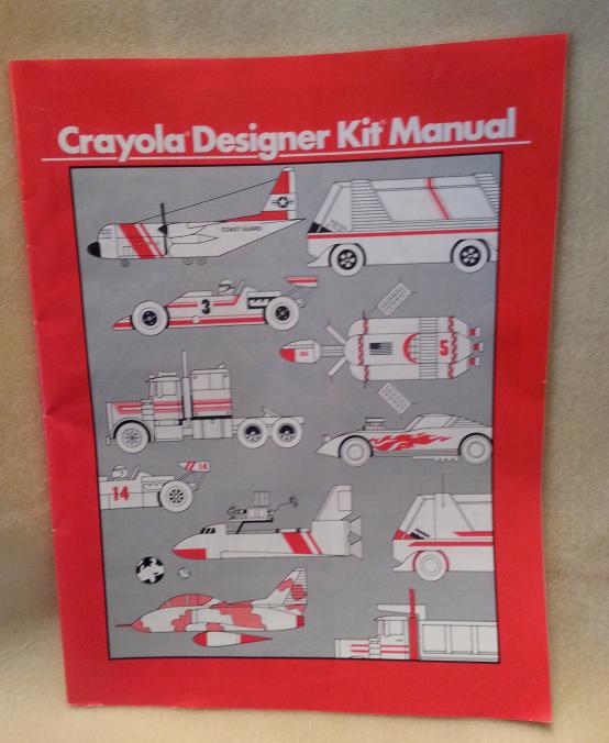 Download Crayola Designer Kit Manual Free Pocketprogs