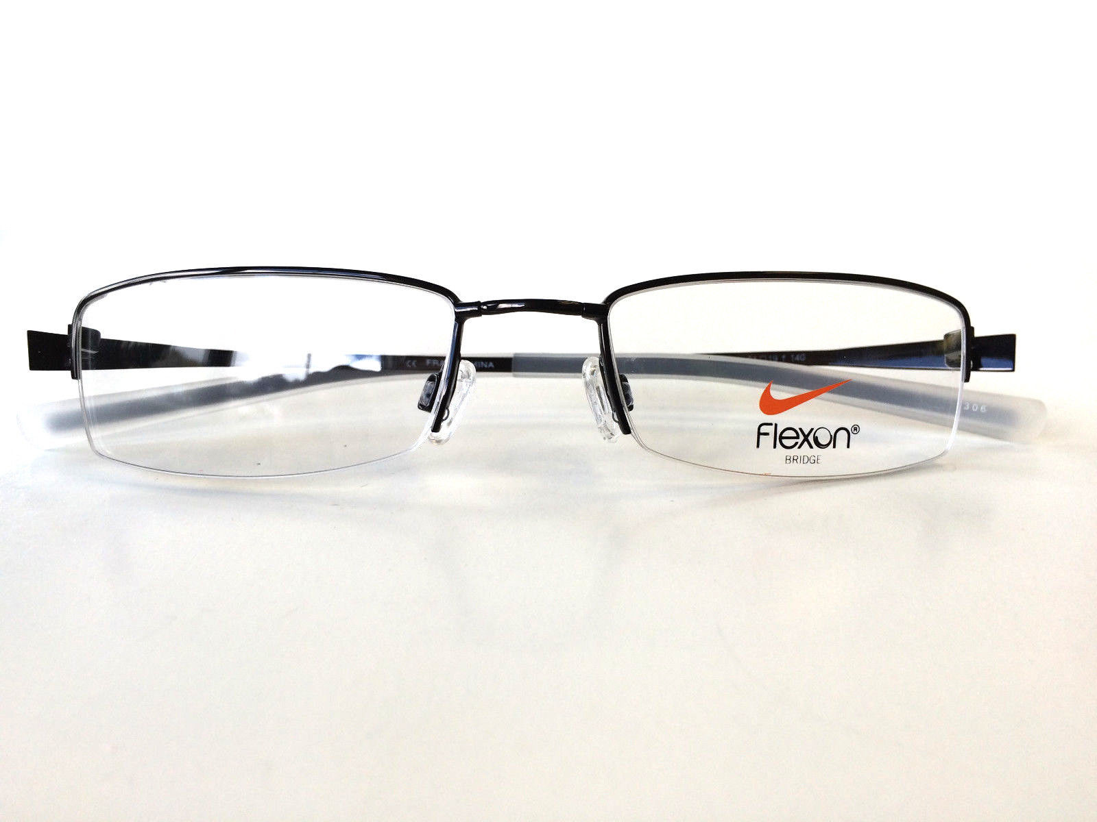 Nike Flexon Eyeglass Frame : Nike Flexon Eyeglass Frame Rimless NK 4222 Mens Eyewear ...