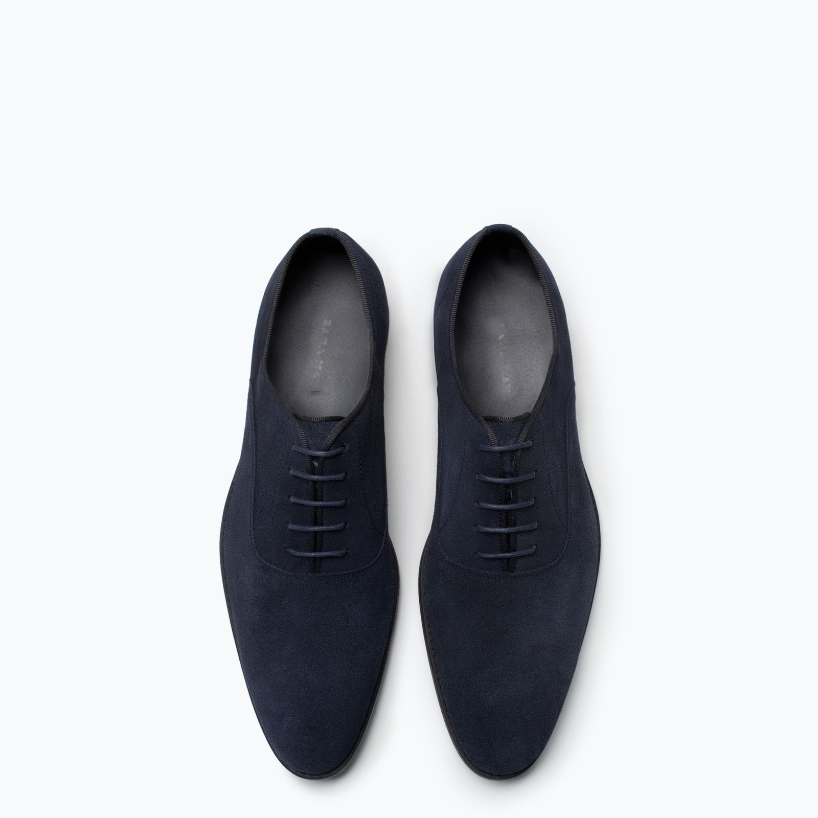 mens navy blue suede leather formal shoes s fashion