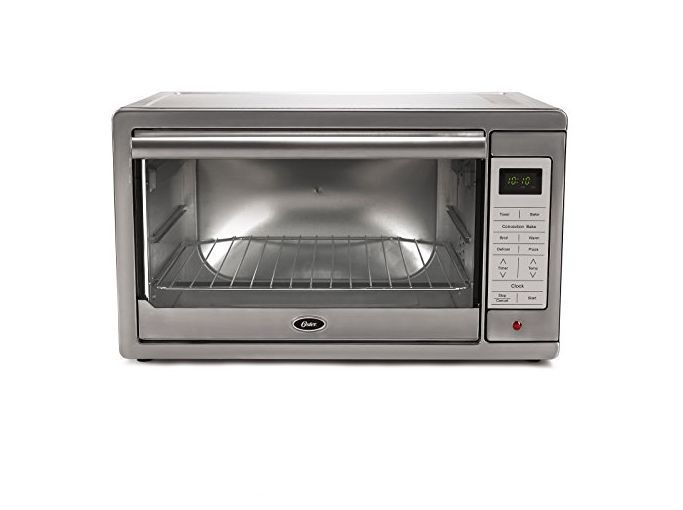 ... Toaster Oven Convection Counter-top Oster Extra Large Stainless Steel