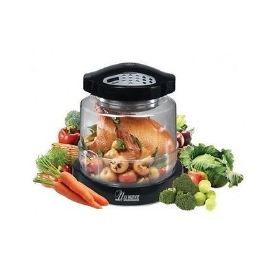 Nuwave Convection Oven Countertop Heat Conduction Ovens Kitchen Cook ...