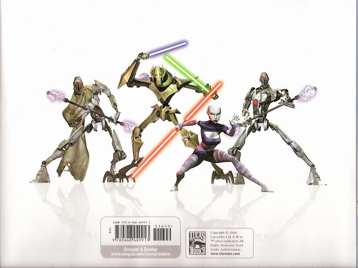 Image 1 of The Battle Begins Star Wars The Clone Wars by Rob Valois HC 2008