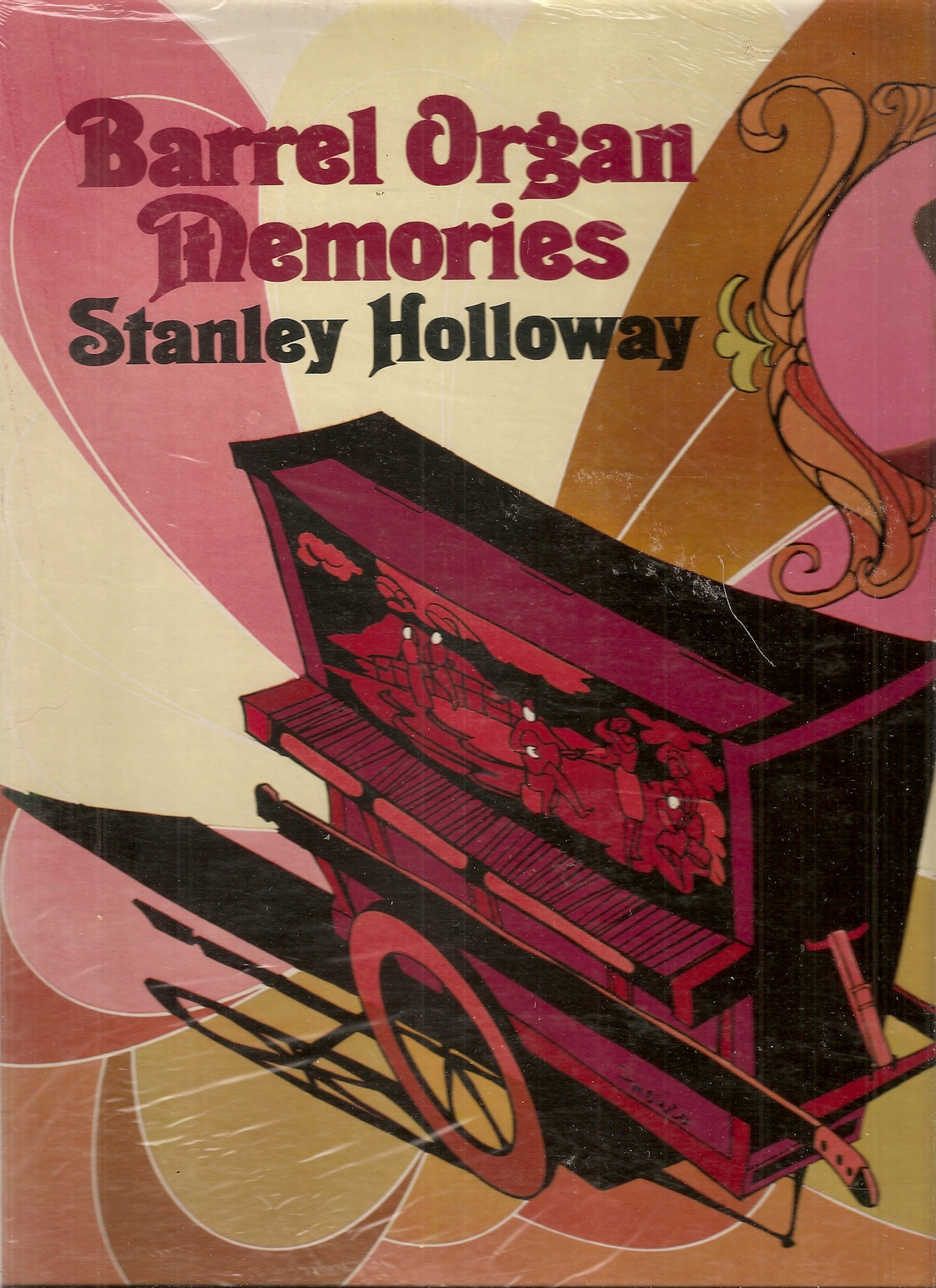 Stanley Holloway - Barrel Organ Memories