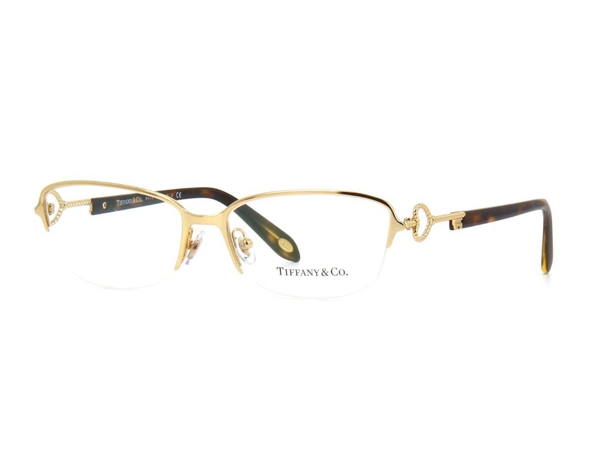 New Authentic TF1106 6021 Tiffany & Co. Semi-Rimless ...