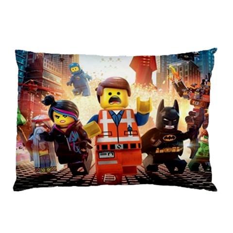 The Lego Movies Pillow Case Home Room Decor Pillows
