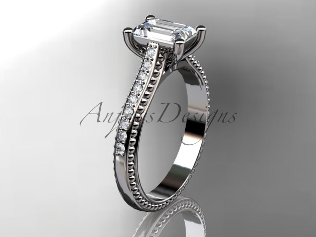 white gold and platinum rings together white gold
