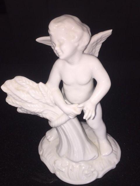 used porcelain angel head for sale 48 ads in us. Black Bedroom Furniture Sets. Home Design Ideas