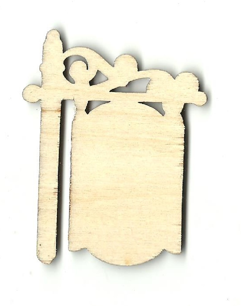 Sgn2 for Craft supplies wooden shapes