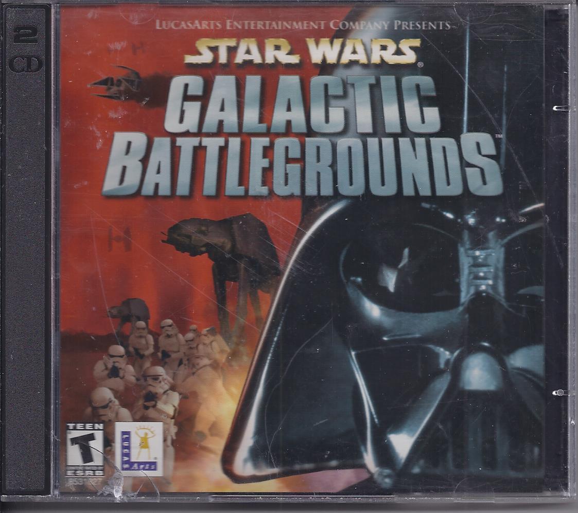 Galactic Battlegrounds no Cd crack