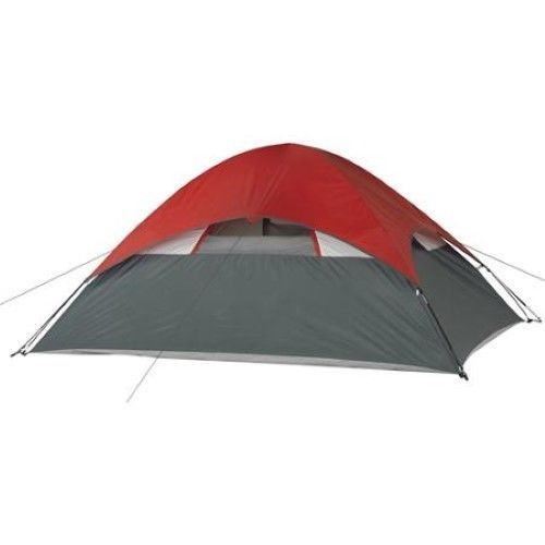 Ozark Hiking Trail 4-Person Dome Backpack Camping ...