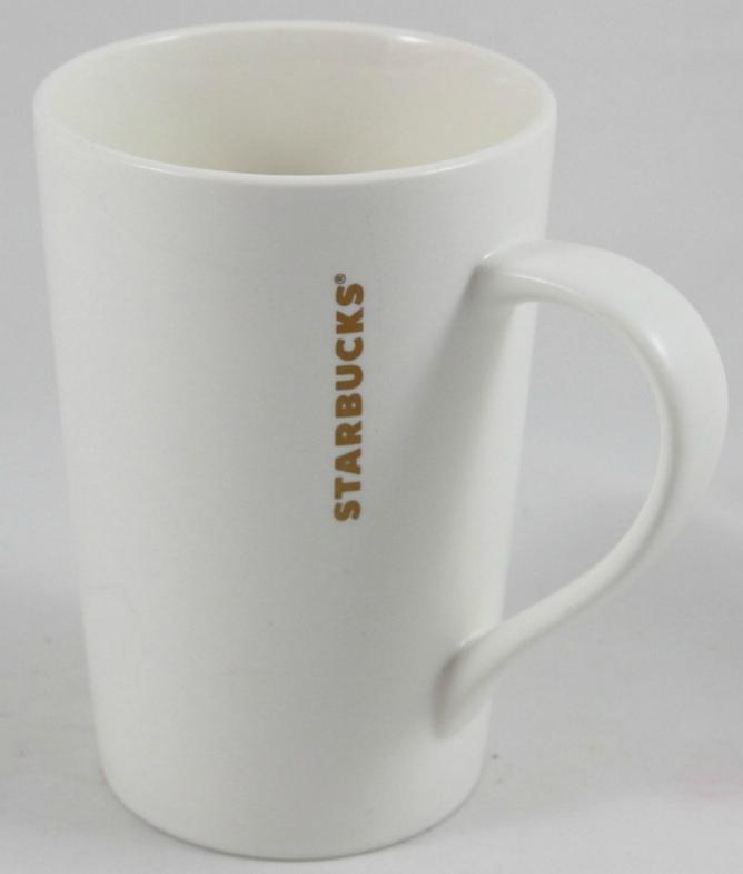 Starbucks Tall Ceramic Coffee Mug New 12 Oz Mugs Cups