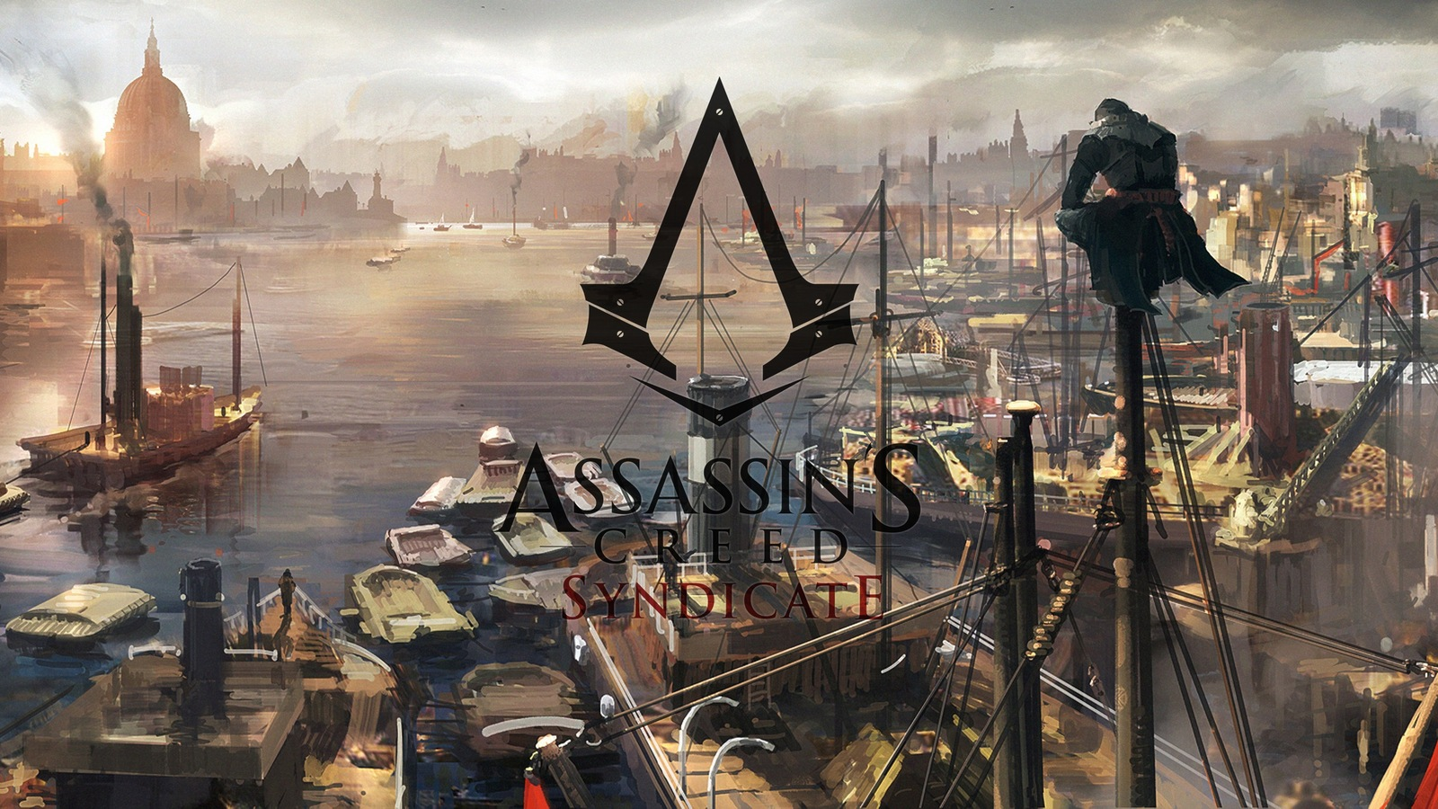 how to start a new game in assassins creed syndicate