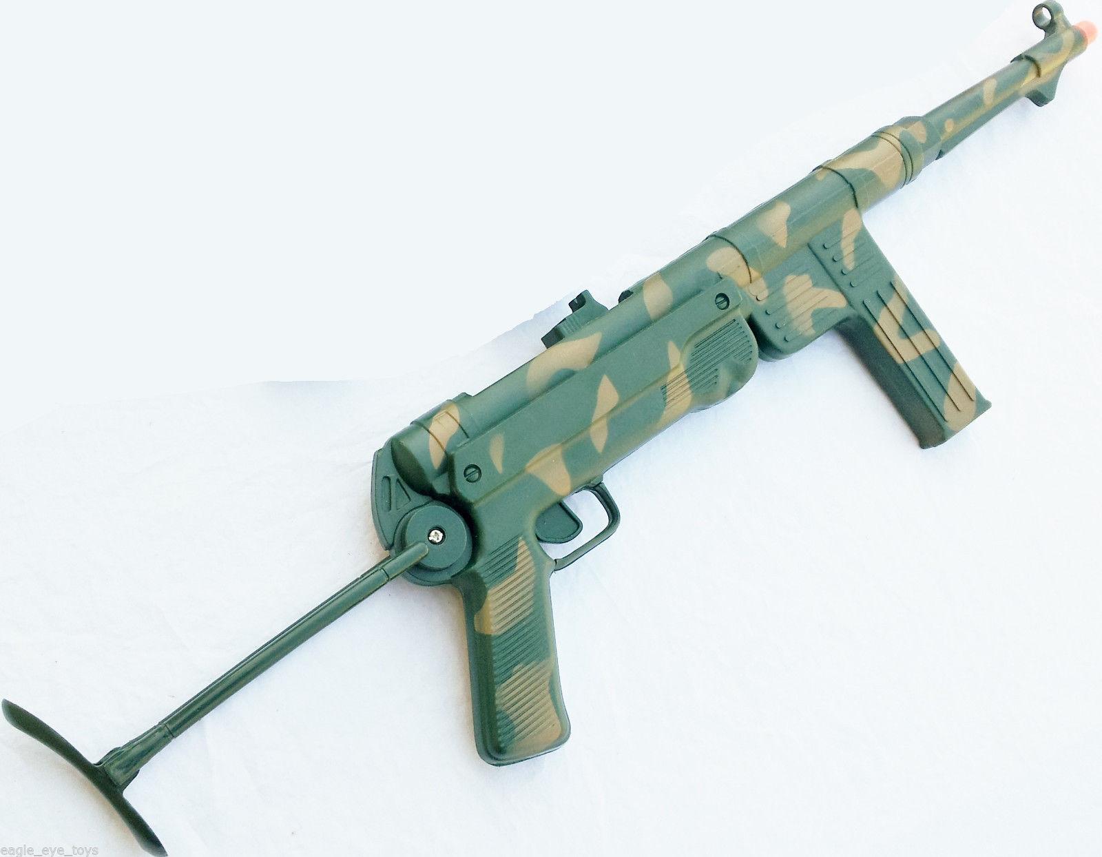 machine gun cap gun