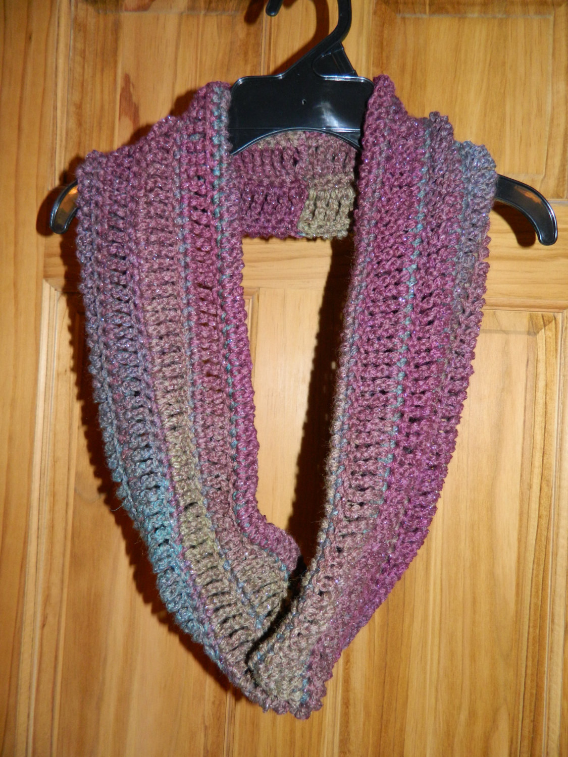 infinity cowl scarf boutique midnight brocade