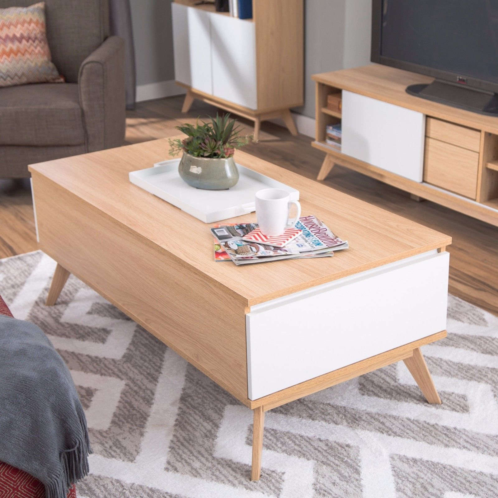 cottage style coffee tables