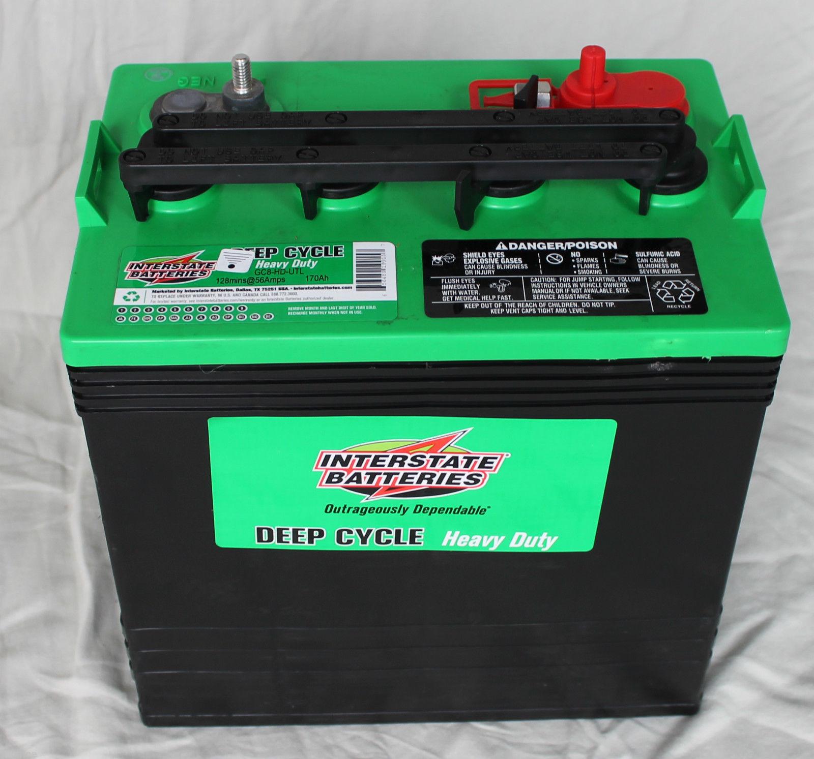 Golf Cart Battery Amazon