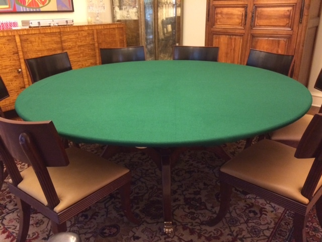 Free Poker Table Designs