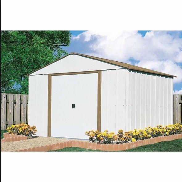 Garden Garage Lawn Mower Large Tools Yard Sheds Kits - Storage Sheds