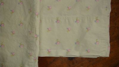 Simply Shabby Chic 2 Pale Green Standard Pillowcases Pink Roses Rachel Ashwell - Sheets ...
