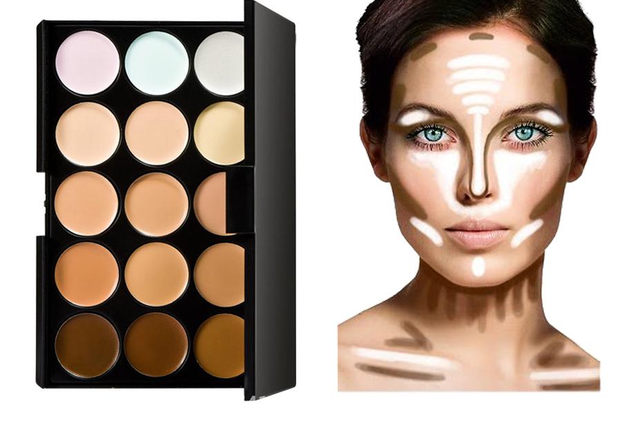 BellaFace Contour Makeup Kit highlighter and 50 similar items