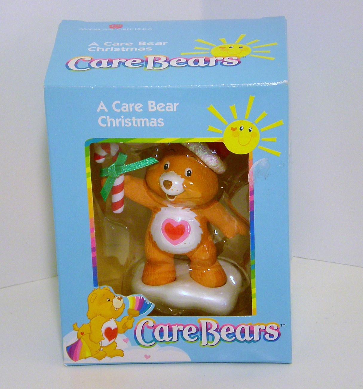Care Bear Christmas Ornament American Greetings 2003
